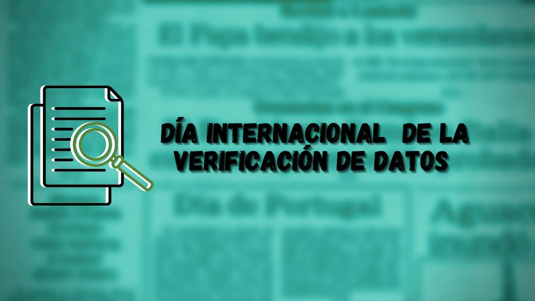 Día Internacional de la Verificación de Datos
